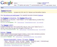 Google-haku [tudors]
