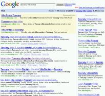 Google-haku [tuscany villa rentals]