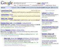Google-haku [lennot helsinki new york]